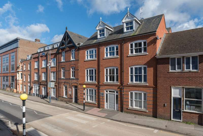Flat for sale in Station Road West, Canterbury, Kent