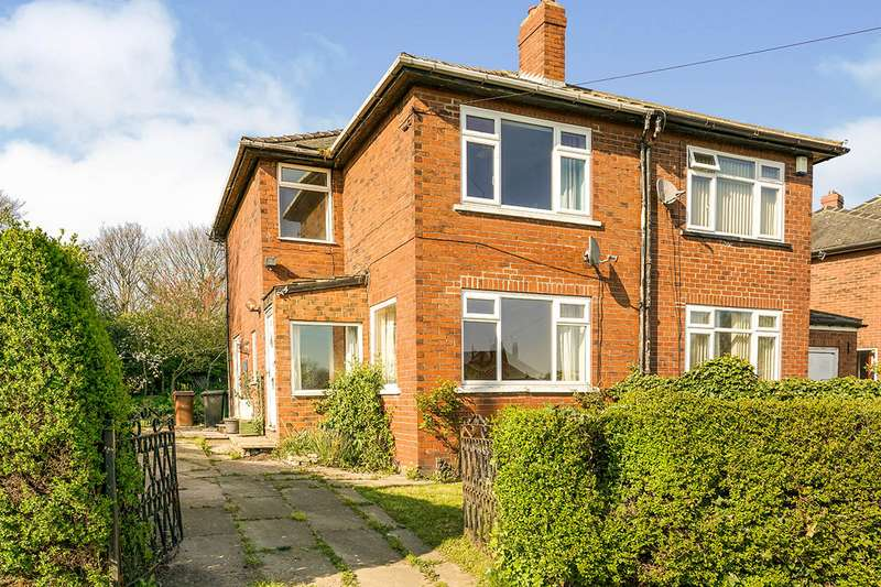 3 Bedrooms Semi Detached House for sale in Pinfold Road, Leeds, West Yorkshire, LS15