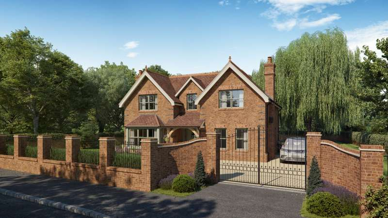 4 Bedrooms Detached House for sale in North Street, Winkfield