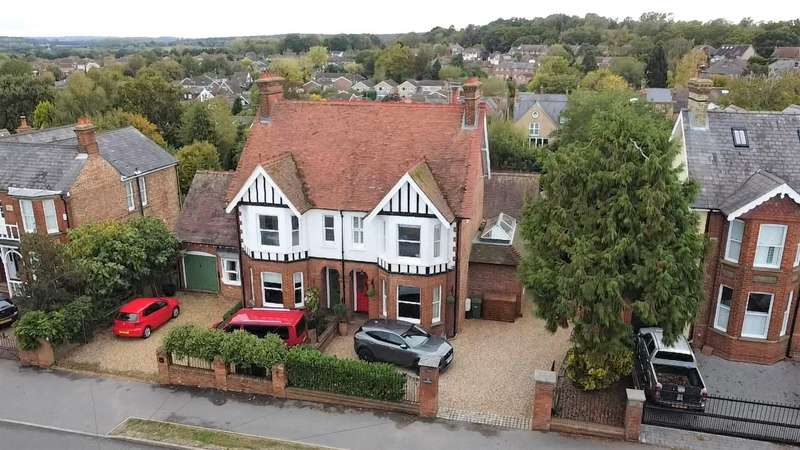 5 Bedrooms Town House for sale in Flitwick Road, Ampthill, Bedfordshire, MK45