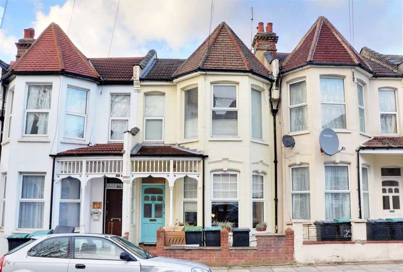 2 Bedrooms Flat for sale in Arcadian Gardens, Wood Green