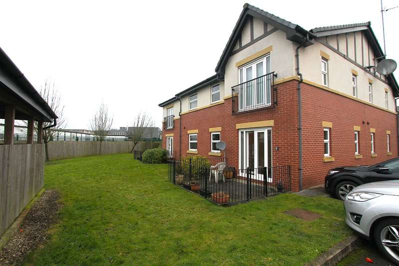 2 Bedrooms Apartment Flat for sale in Apartment 2, 193 Wigan Road, Ashton-in-Makerfield, Wigan, WN4 8BP