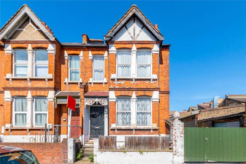 3 Bedrooms End Of Terrace House for sale in Southcroft Road, London, SW16