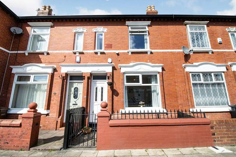 2 Bedrooms House for sale in Belfield Road, Reddish, Stockport, Cheshire, SK5