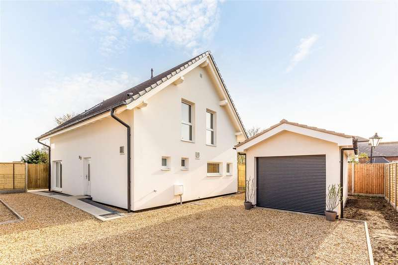 4 Bedrooms Detached House for sale in Wragby Road East, North Greetwell, Lincoln