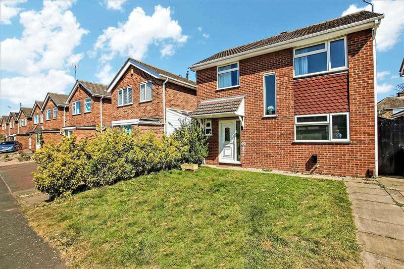 4 Bedrooms Detached House for sale in Helsby Road, Brant Road, Lincoln