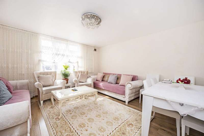 3 Bedrooms Flat for sale in Homerton High Street, Hackney, E9