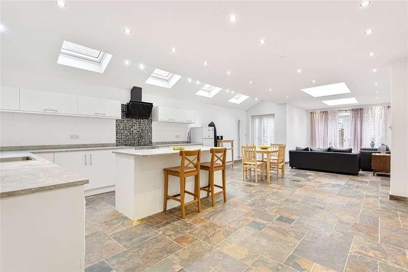 5 Bedrooms Terraced House for sale in Allison Road, London, N8