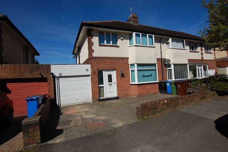 3 Bedrooms Semi Detached House for sale in Woodlands Road, Ashton-Under-Lyne, OL6