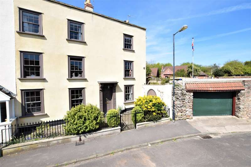 4 Bedrooms Semi Detached House for sale in Station Road, Shirehampton
