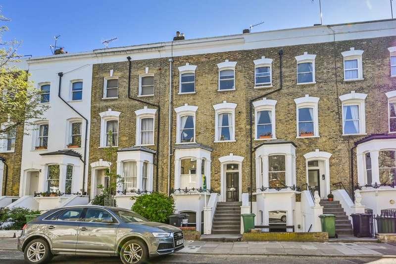 2 Bedrooms Flat for sale in Aberdeen Road, Islington, N5