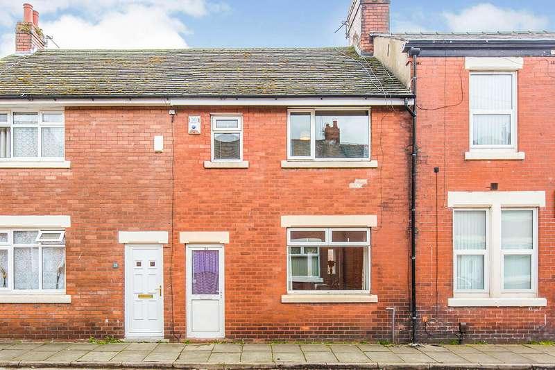 3 Bedrooms House for sale in Oxheys Street, Preston, Lancashire, PR1