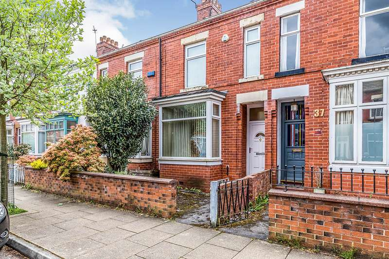 3 Bedrooms House for sale in Cranbourne Road, Old Trafford, Manchester, M16
