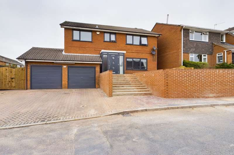 5 Bedrooms Detached House for sale in Tracy Close, Beeston, Nottingham, NG9