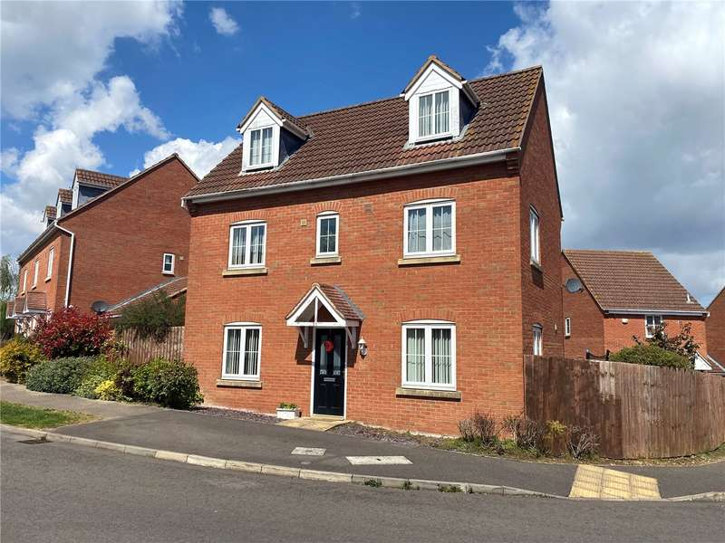 4 Bedrooms Detached House for sale in St. Mellion Drive, Grantham, NG31