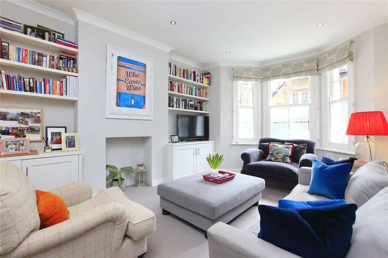 2 Bedrooms Flat for sale in Cato Road, Clapham, London, SW4