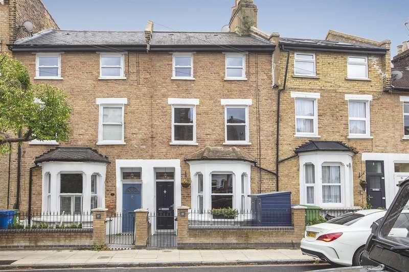 3 Bedrooms Terraced House for sale in Astbury Road, Peckham, SE15