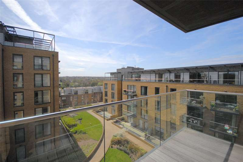 2 Bedrooms Flat for rent in Wallace Court, 54 Tizzard Grove, Blackheath, London, SE3