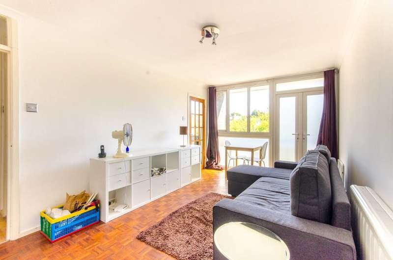 Studio Flat for sale in Ashbourne Close, Woodside Park, N12