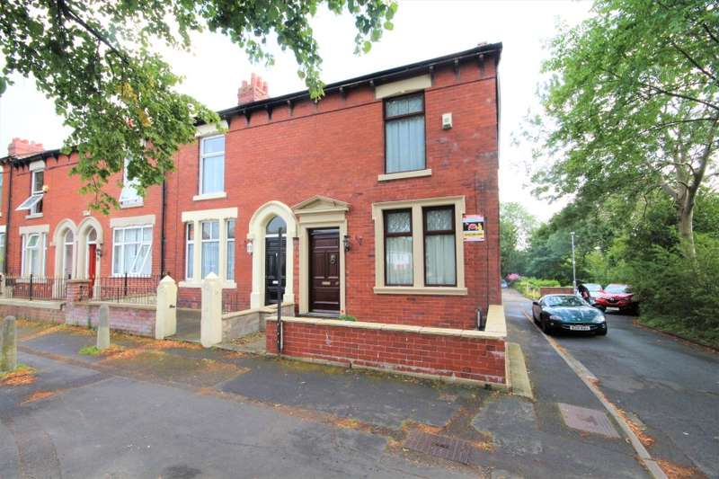 4 Bedrooms End Of Terrace House for sale in 273 Watling Street Road, Fulwood, Preston, Lancashire