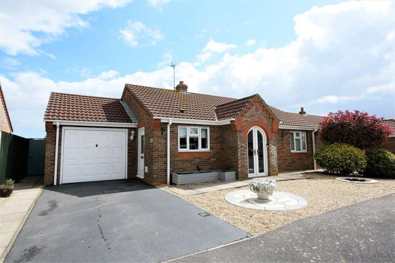 2 Bedrooms Detached Bungalow for sale in Bluestone Way, Sutton-On-Sea, Mablethorpe, LN12