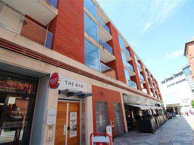 1 Bedroom Apartment Flat for sale in The Bar, Shires Lane, Leicester