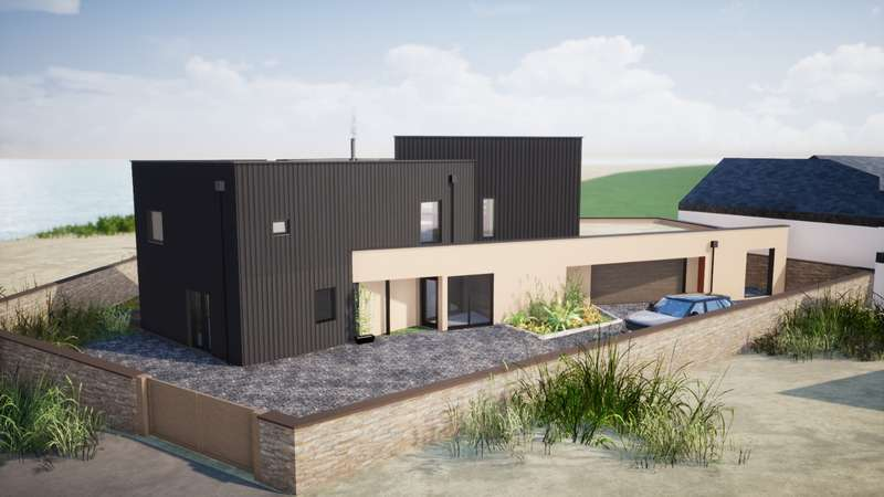 5 Bedrooms Detached House for sale in Marine Drive, Widemouth Bay, Bude, Cornwall