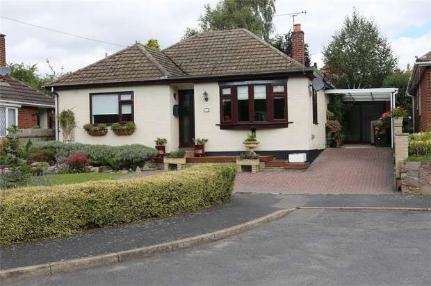 3 Bedrooms Detached Bungalow for sale in Ullesthorpe