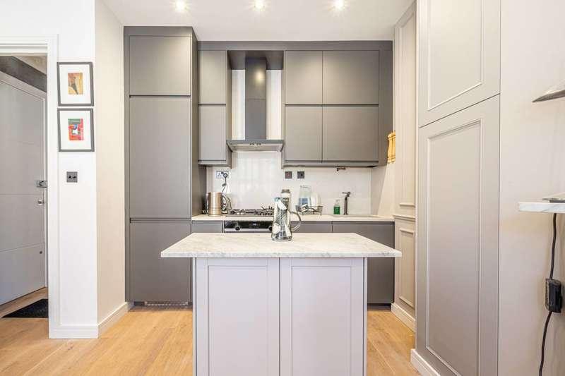 2 Bedrooms Flat for sale in Montpelier Grove, Camden, NW5