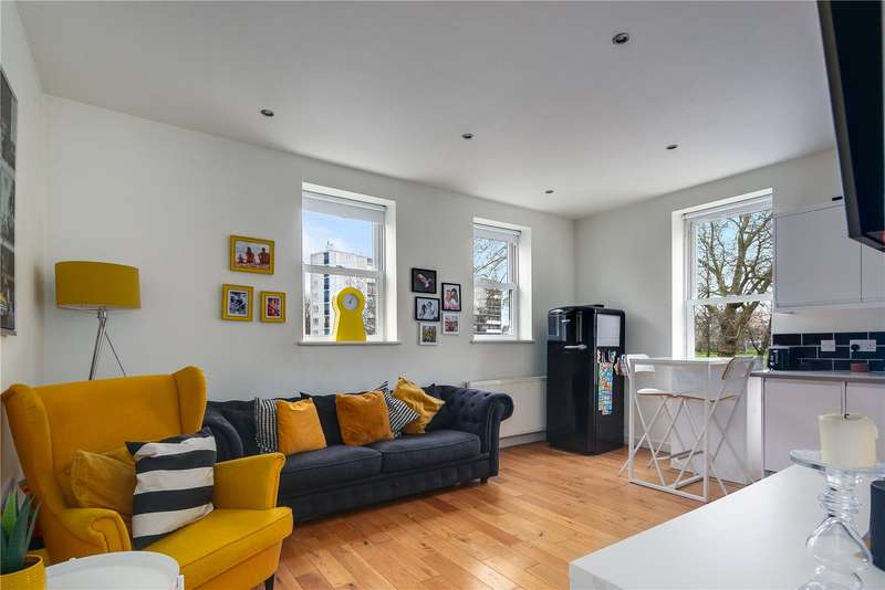 2 Bedrooms Flat for sale in Agnes Street, Limehouse, London, E14