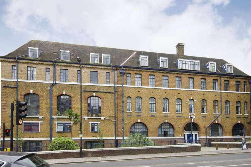 2 Bedrooms Flat for sale in Academy Apartments, Institute Place, London, E8