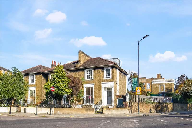 4 Bedrooms House for sale in Dalston Lane, Hackney, London, E8