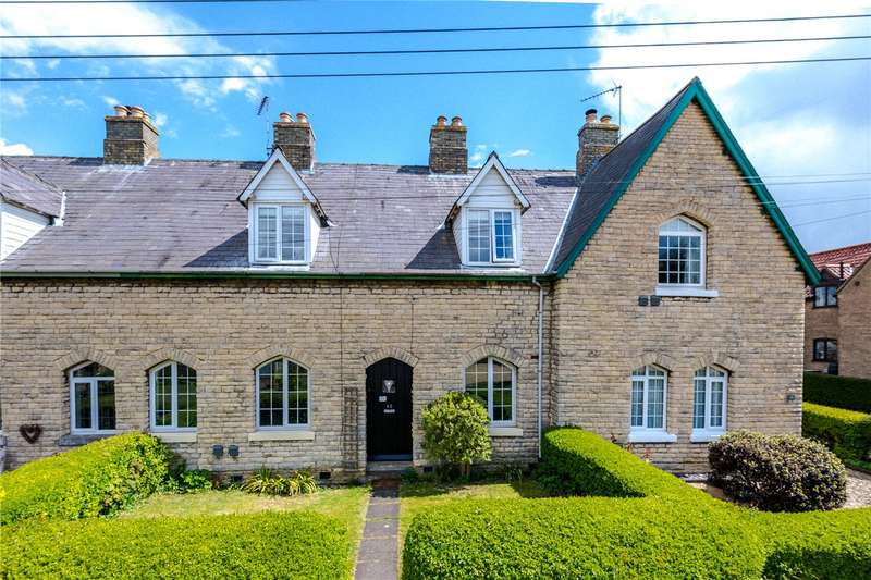 3 Bedrooms Terraced House for sale in Main Street, North Rauceby, Sleaford, NG34