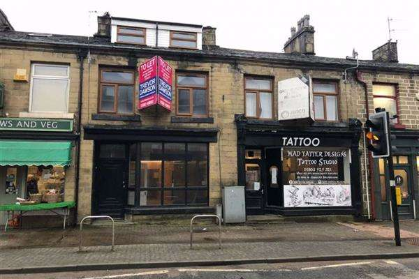 Commercial Property for sale in Bacup Road, Waterfoot, Rossendale
