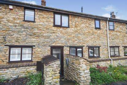 2 Bedrooms Terraced House for sale in Blacks Close, Waddington, Lincoln, .