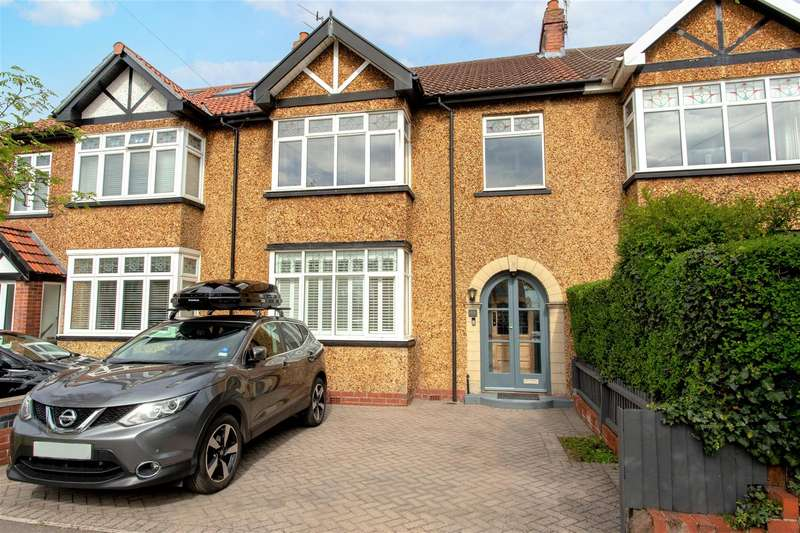 3 Bedrooms Terraced House for sale in Falcondale Road, Westbury-on-Trym