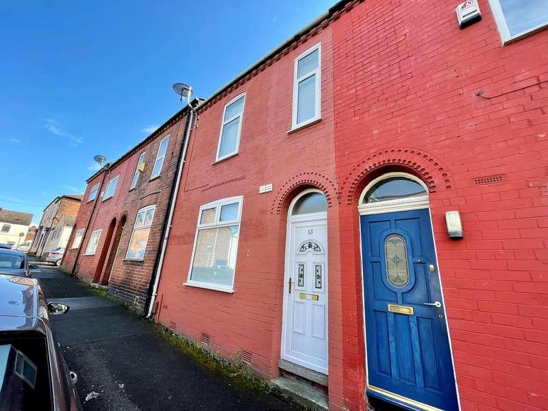 1 Bedroom House Share for rent in Dumbell Street, Swinton, Manchester, M27