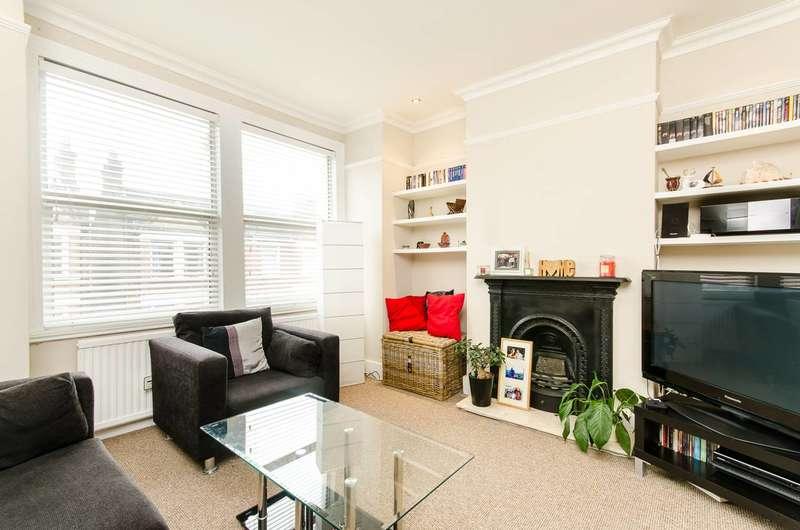 3 Bedrooms Maisonette Flat for sale in Penwith Road, Earlsfield, SW18