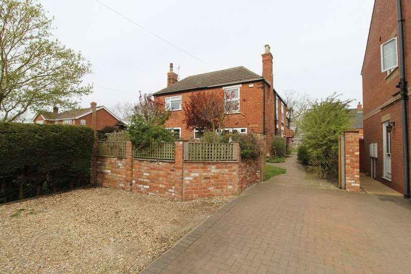 3 Bedrooms Semi Detached House for sale in North Street, Market Rasen, Lincolnshire, LN8