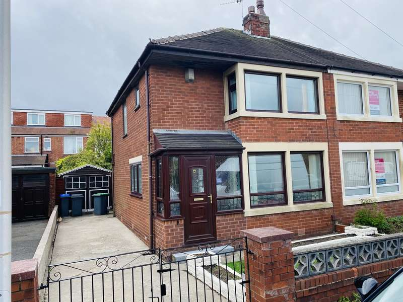2 Bedrooms Semi Detached House for sale in Primrose Avenue, South Shore FY4