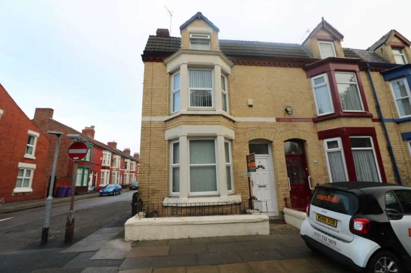 5 Bedrooms House Share for rent in Bryanston Road, Aigburth