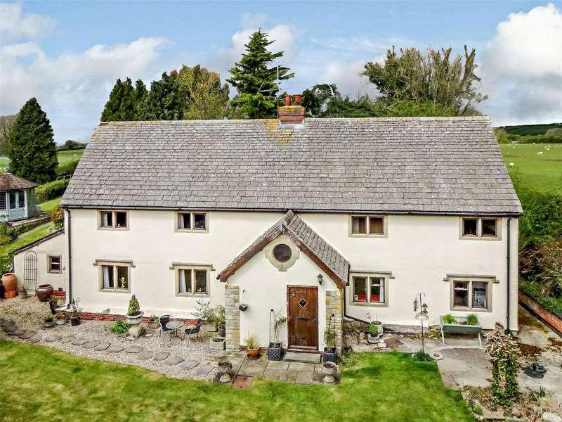 5 Bedrooms Detached House for sale in Newton Way, Braybrooke, Market Harborough