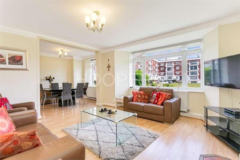 4 Bedrooms Flat for sale in Dollis Hill Lane, London