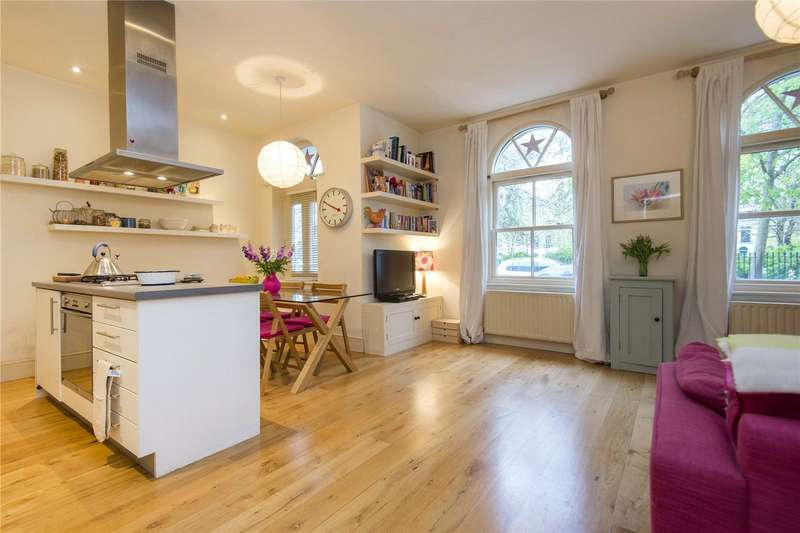 2 Bedrooms Flat for sale in Clapton Square, Hackney, London, E5