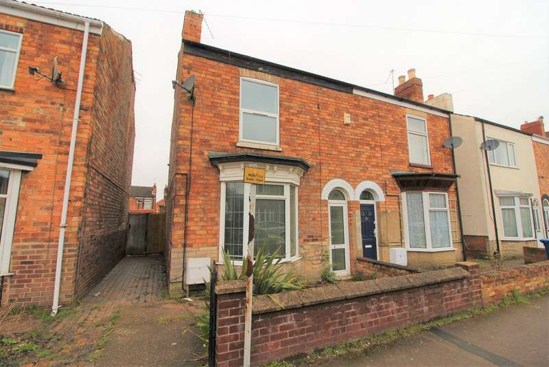 3 Bedrooms Property for sale in Forster Street, Gainsborough DN21