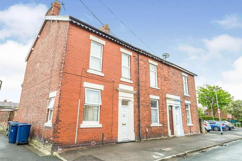 3 Bedrooms End Of Terrace House for sale in Ellen Street, Bamber Bridge, Preston, PR5