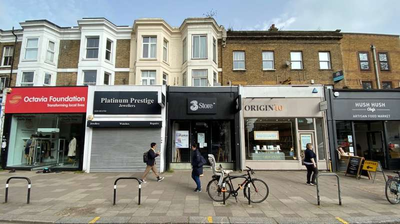 3 Bedrooms Mixed Use Commercial for sale in Chiswick High Road, Chiswick, London, W4 1PA