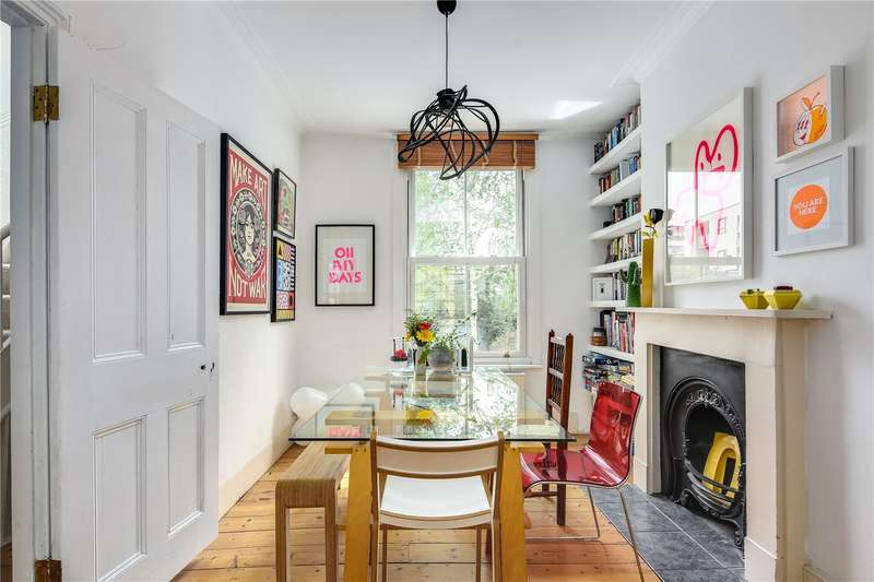 3 Bedrooms House for sale in Wrights Road, Bow, London, E3