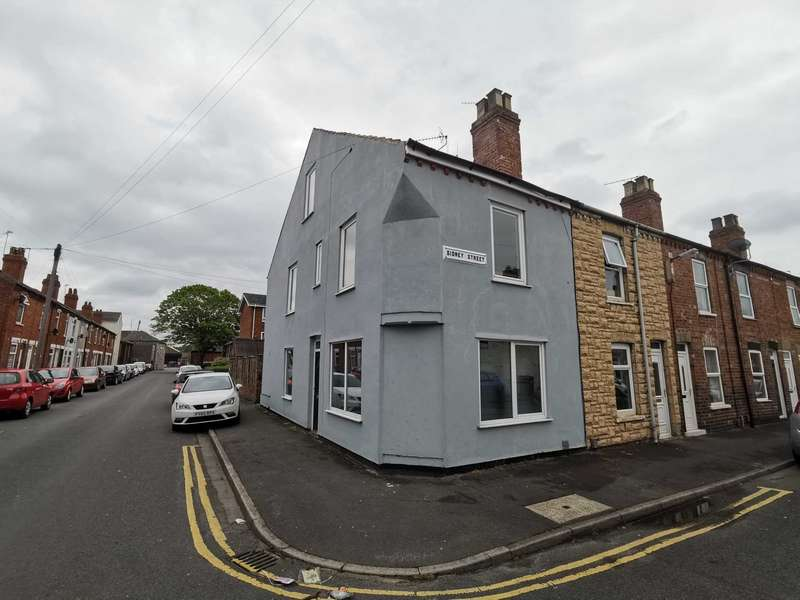 3 Bedrooms Terraced House for sale in Sidney Street, Lincoln