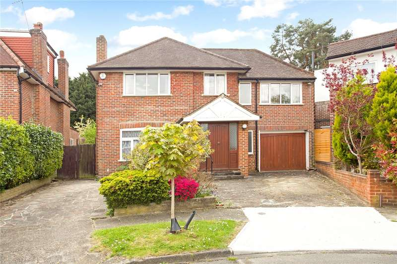6 Bedrooms Detached House for sale in Grasmere Avenue, London, SW15